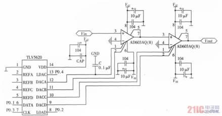 一种带宽直流放大器的设计图片